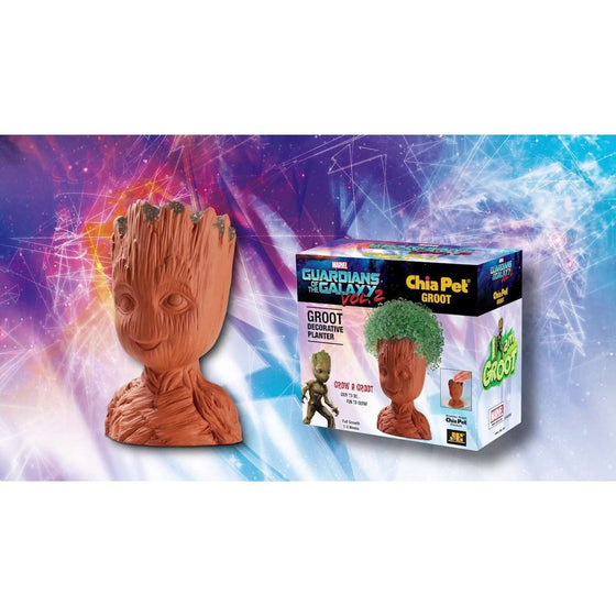 SDCC 2018 Marvel Comics – Guardians of the Galaxy Groot Chia Pet