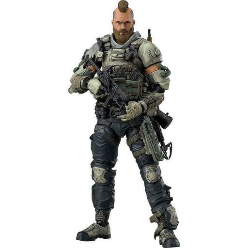 Figma Ruin (Call of Duty: Black Ops 4) - JANUARY 2021