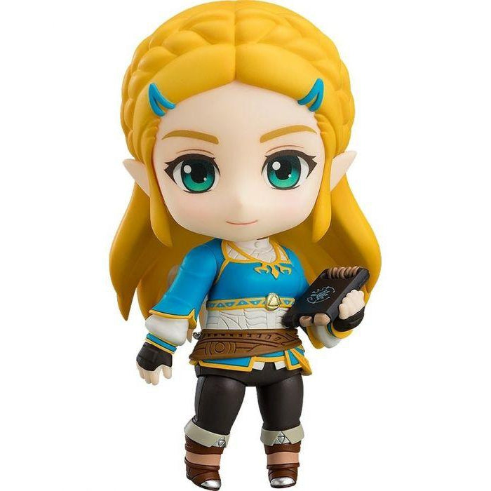 Nendoroid: Zelda: Breath of the Wild Ver. (The Legend of Zelda: Breath of the Wild) - JANUARY 2020