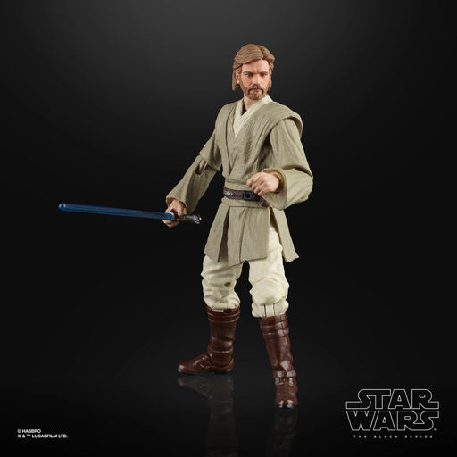 Star Wars The Black Series Obi-Wan Kenobi (AOTC) 6-Inch Action Figure - MAY 2020