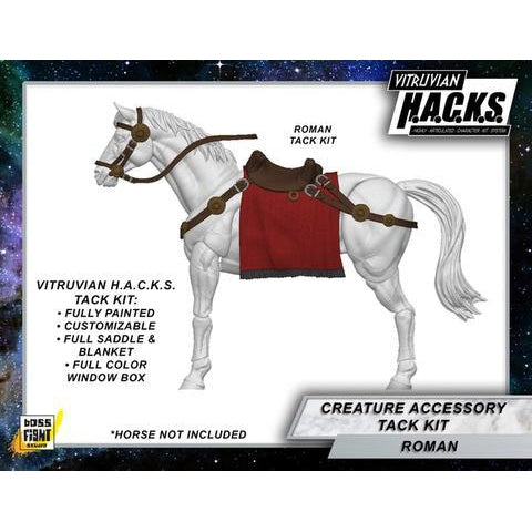 Vitruvian H.A.C.K.S. Mighty Steeds - Light Tack Kit Roman A