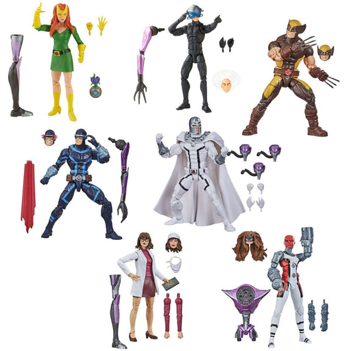 Marvel Legends Series 6-Inch X-Men: House of X Powers of X Set of 7 - Q2 2021