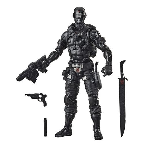 G.I. Joe Classified Series 6-Inch Snake Eyes Action Figure - BACKORDERED JULY 2020