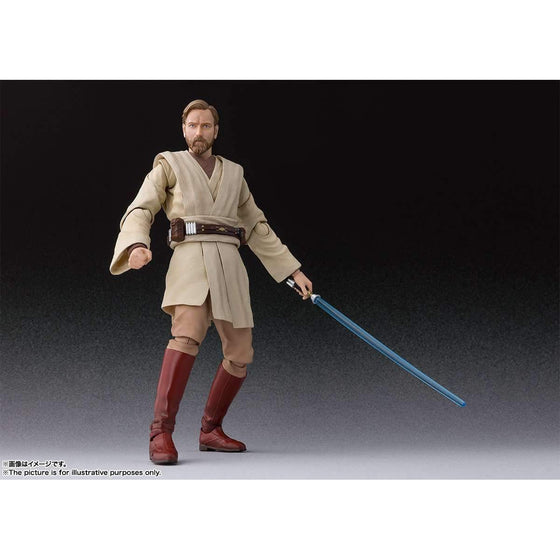 Star Wars S.H.Figuarts Obi-Wan Kenobi (Revenge of the Sith)