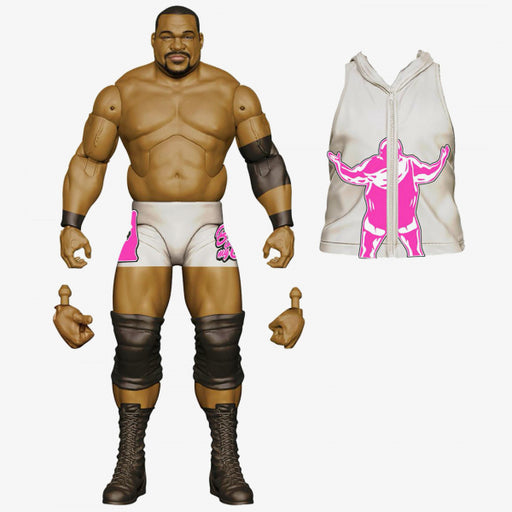 WWE Elite Collection Series 82 Keith Lee Action Figure - JANUARY 2021
