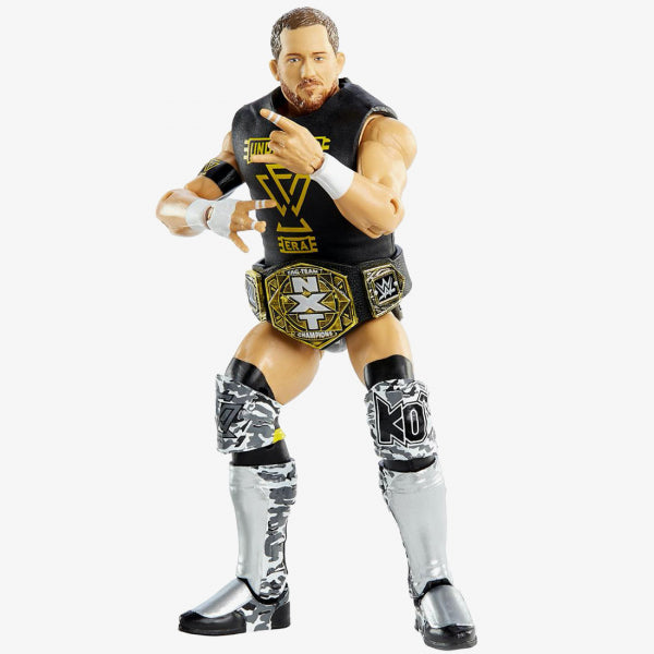 WWE Kyle O' Reilly Elite Series 80 Action Figure - JANUARY 2021