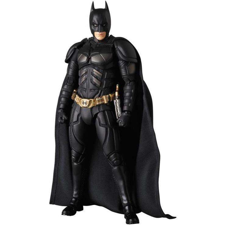 The Dark Knight Rises MAFEX No.053 Batman (Ver. 3.0) PX Previews Exclusive - JUNE 2018
