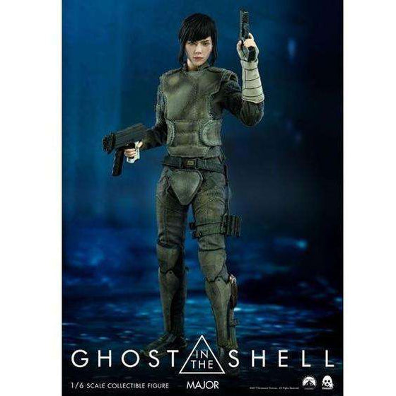 Ghost in the Shell 1/6 Scale Collectible Figure - Q3 2018