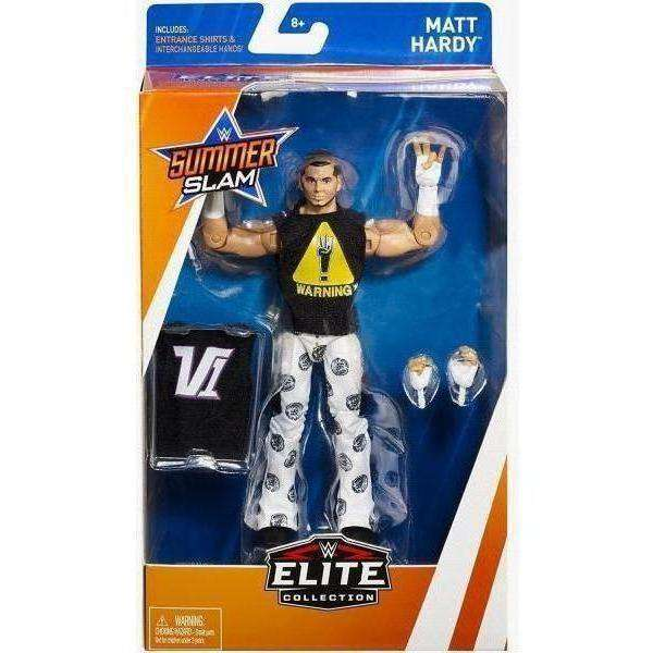WWE SummerSlam 2018 Elite Collection - Matt Hardy