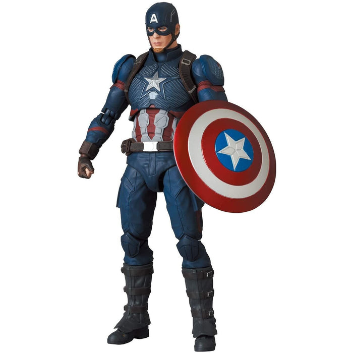 Avengers: Endgame MAFEX No.130 Captain America- MARCH 2021
