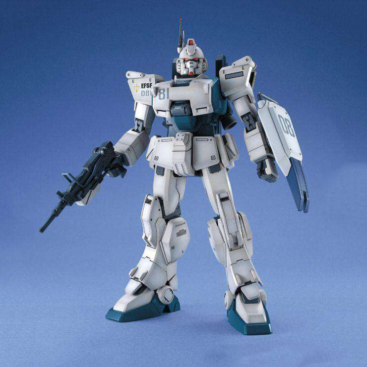 RX-79 EZ-8 Gundam 08th MS Team 1/100 MG