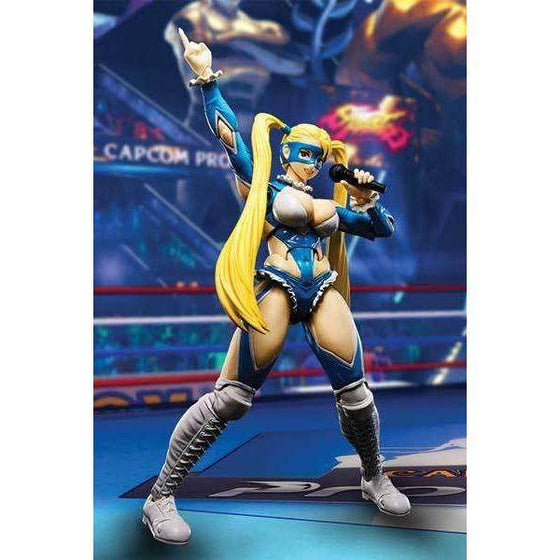 Street Fighter: S.H.Figuarts - Rainbow Mika Action Figure - MARCH 2018