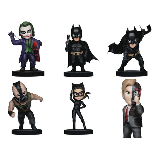 Dark Knight Trilogy Mini Egg Attack MEA-017 Set of 6 Figures - PX Exclusive - OCTOBER 2020