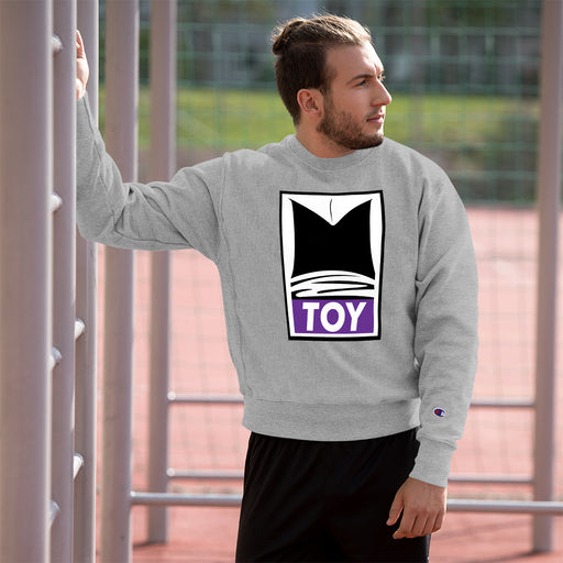Toy Overlord Has A Posse Men's Champion Sweater