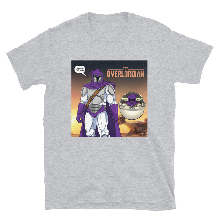 Toy Overlordian Short-Sleeve Unisex T-Shirt