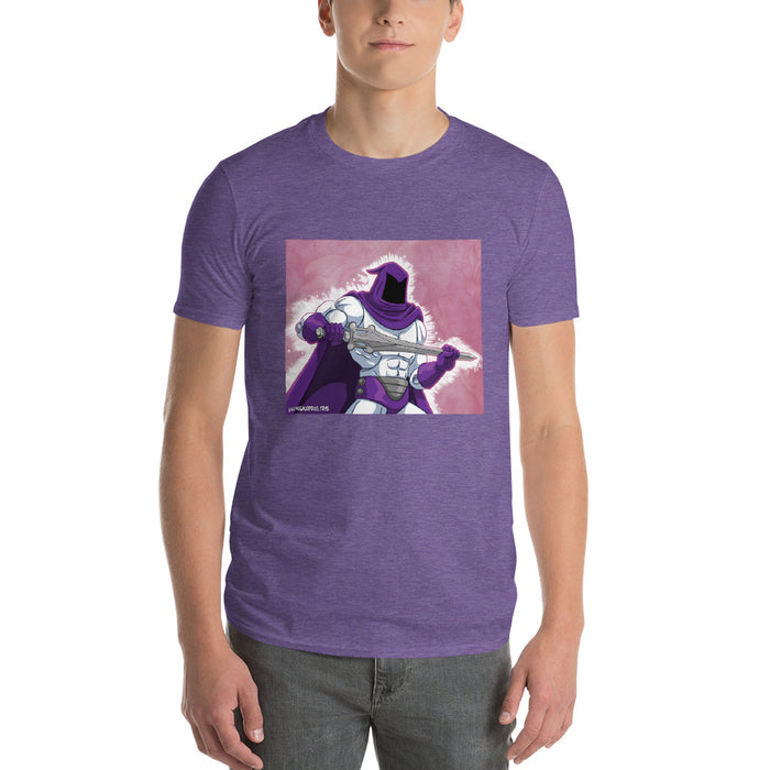 Megalopolis Men's Masters of Toy Over-verse Lightweight T-Shirt - Purple