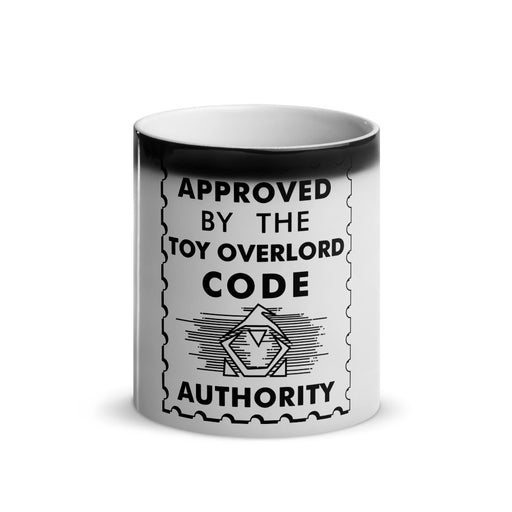 Toy Overlord Code Authority Glossy Magic Mug