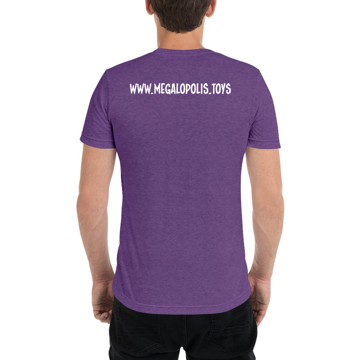Megalopolis TO Call Signal Soft T-Shirt