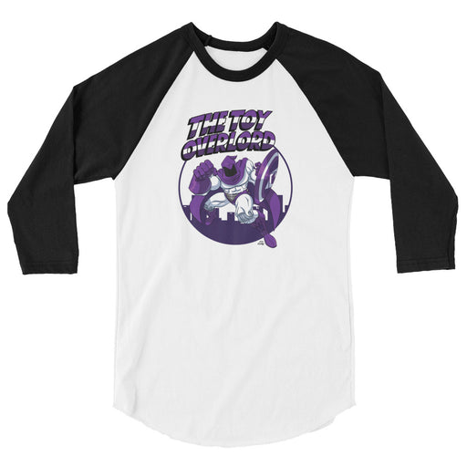 3/4 Sleeve TO Raglan Shirt