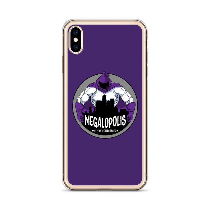 Megalopolis iPhone Case (All Major Models)