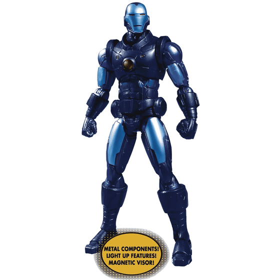 ONE:12 Collective Marvel Px Iron Man Stealth Armor - SEPTEMBER 2018