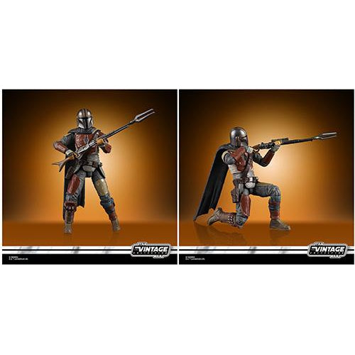 "Star Wars The Vintage Collection The Mandalorian 3.75"" Figure - MARCH 2020"