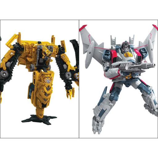 Transformers Studio Series Premier Voyager Wave 10 - Set of 2