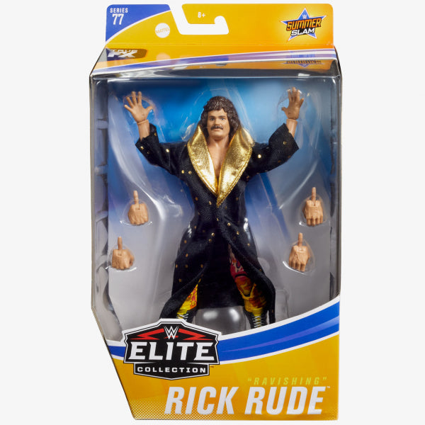 WWE Elite Collection Series 77 - Rick Rude 1988 - JULY 2020