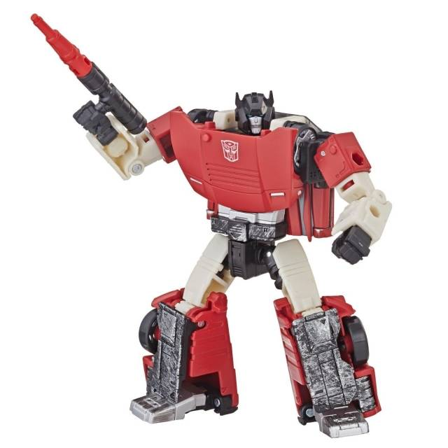 Transformers: Generations - War For Cybertron Siege Deluxe Wave 1 - Sideswipe
