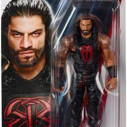 WWE Basic Series 86 - Roman Reigns - OCTOBER 2018