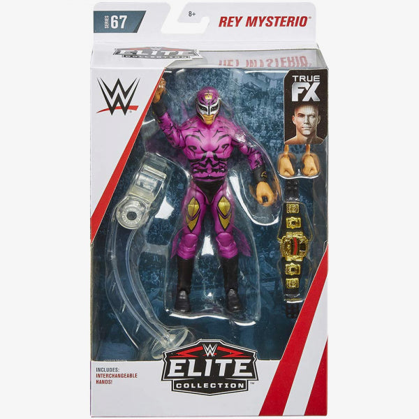 WWE Wrestling Elite Collection Series 67 - Rey Mysterio