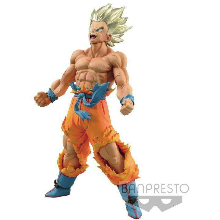 Dragon Ball Z - Blood of Saiyans Son Goku Figure - By Banpresto - PRE-ORDER SHIPS APRIL 2018