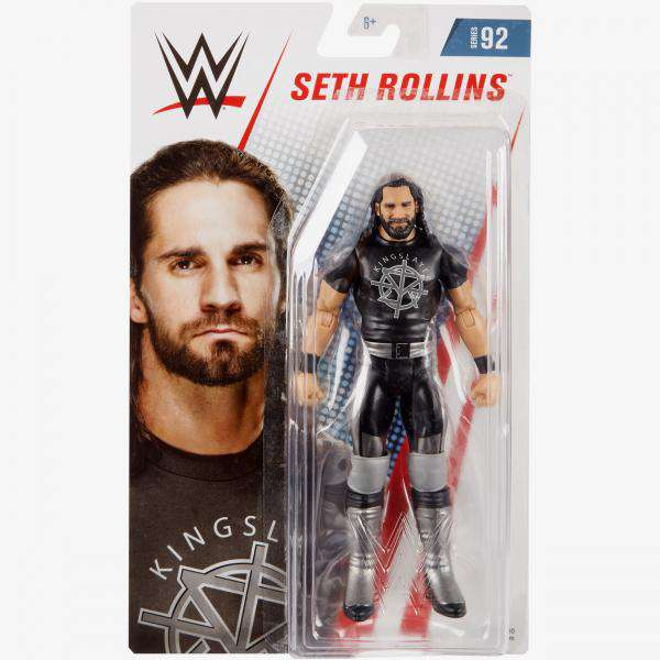 WWE Basic Series 92 - Seth Rollins