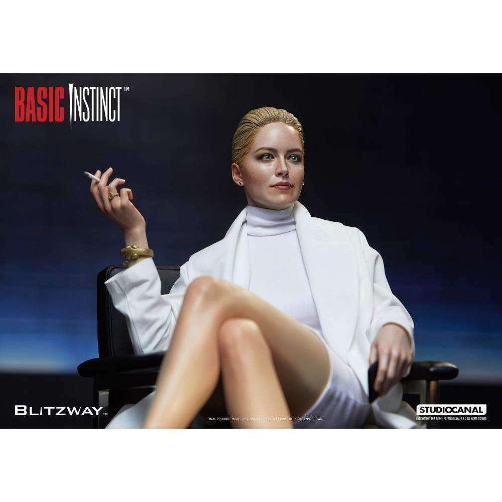 Basic Instinct - Catherine Tramell (Sharon Stone) 1/4 Superb Scale Statue - December 2018