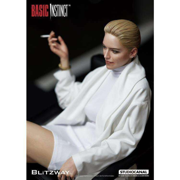 Basic Instinct - Catherine Tramell (Sharon Stone) 1/4 Superb Scale Statue - AUGUST 2018