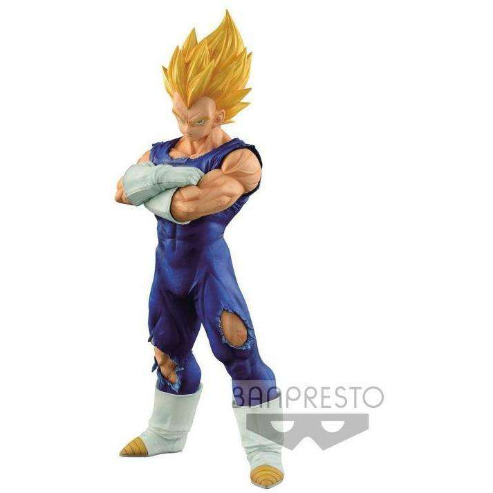 Dragon Ball Z - Grandista Resolution of Soldiers Vegeta Figure - By Banpresto - PRE-ORDER SHIPS APRIL 2018