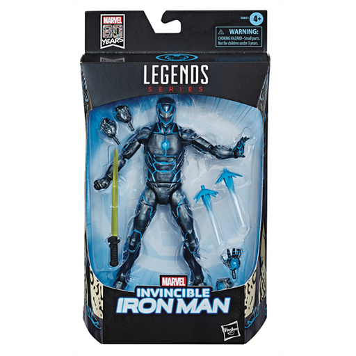 Marvel Comics 80th Anniversary Marvel Legends - Stealth Suit Invincible Iron Man