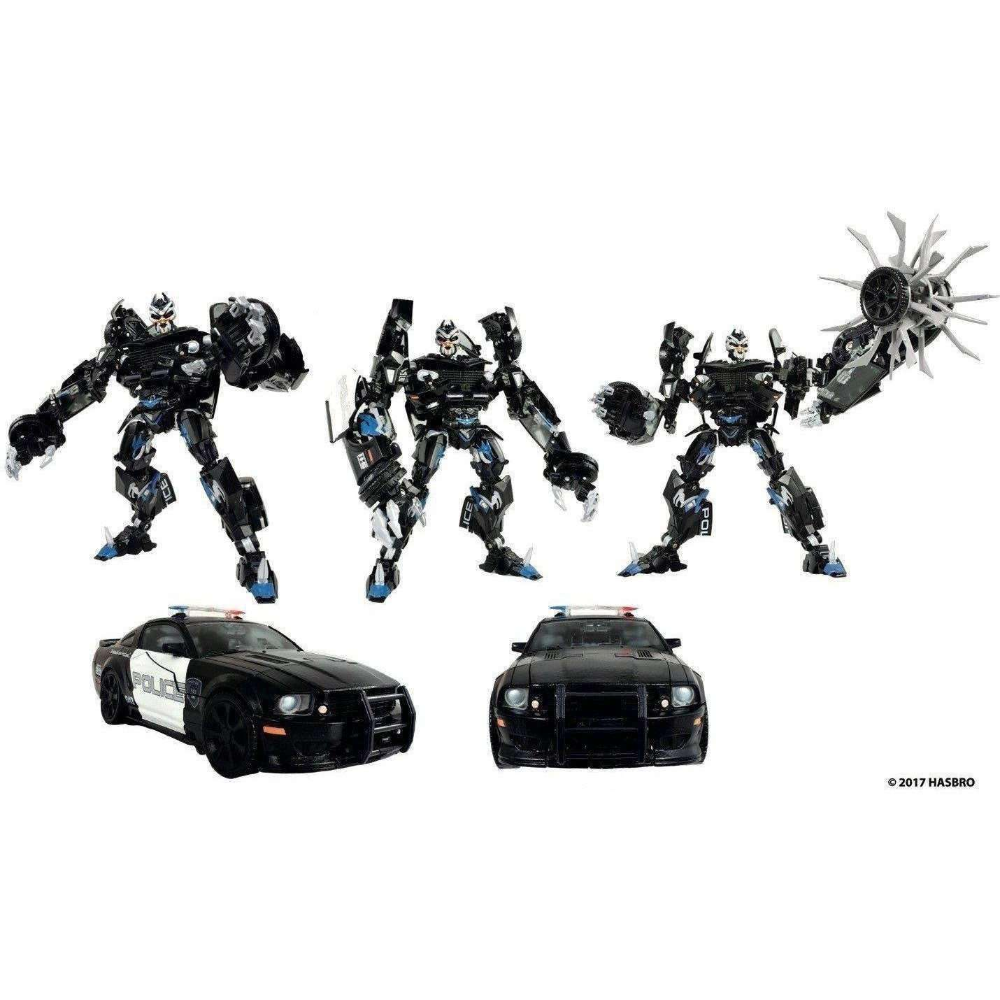 super popular c438b f1788 Transformers Masterpiece - Movie Series - MPM-5 Decepticon Barricade -  Megalopolis.toys
