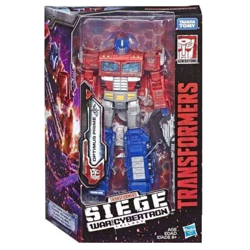 Transformers: War For Cybertron: Siege Voyager - Optimus Prime
