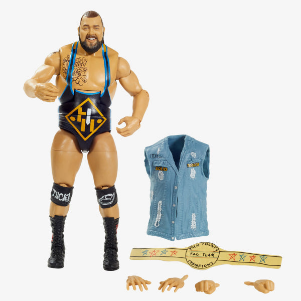 WWE Elite Collection Series 76 - Tucker (Heavy Machinery)