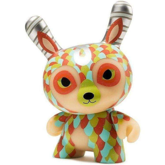 "Horrible Adorables 5"" Curly Horned Dunnylope Figure by Jordan Elise"