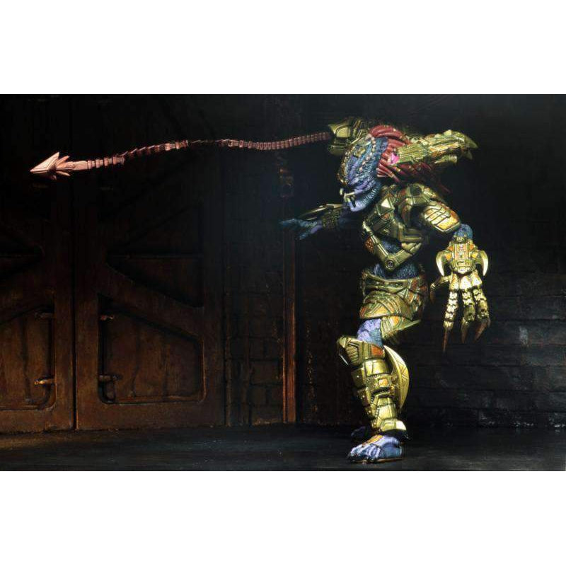 "Predator - 7"" Scale Action Figure - Ultimate Lasershot Predator - SEPTEMBER 2019"