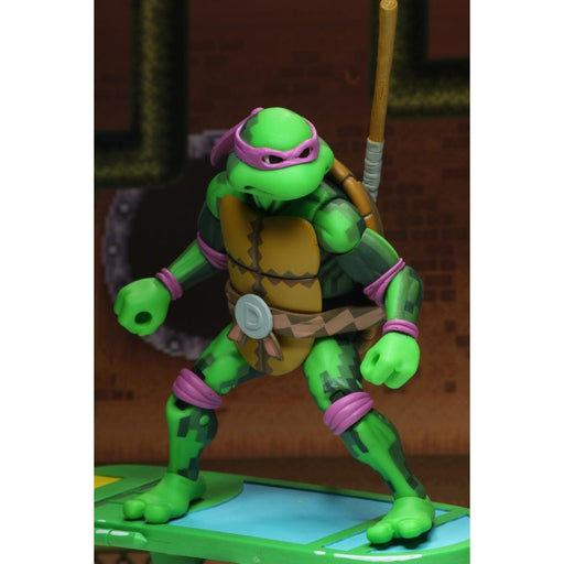 "TMNT: Turtles in Time - 7"" Scale Action Figures - Donatello"