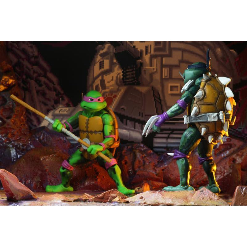 "TMNT: Turtles in Time - 7"" Scale Action Figures - Donatello - NOVEMBER 2019"