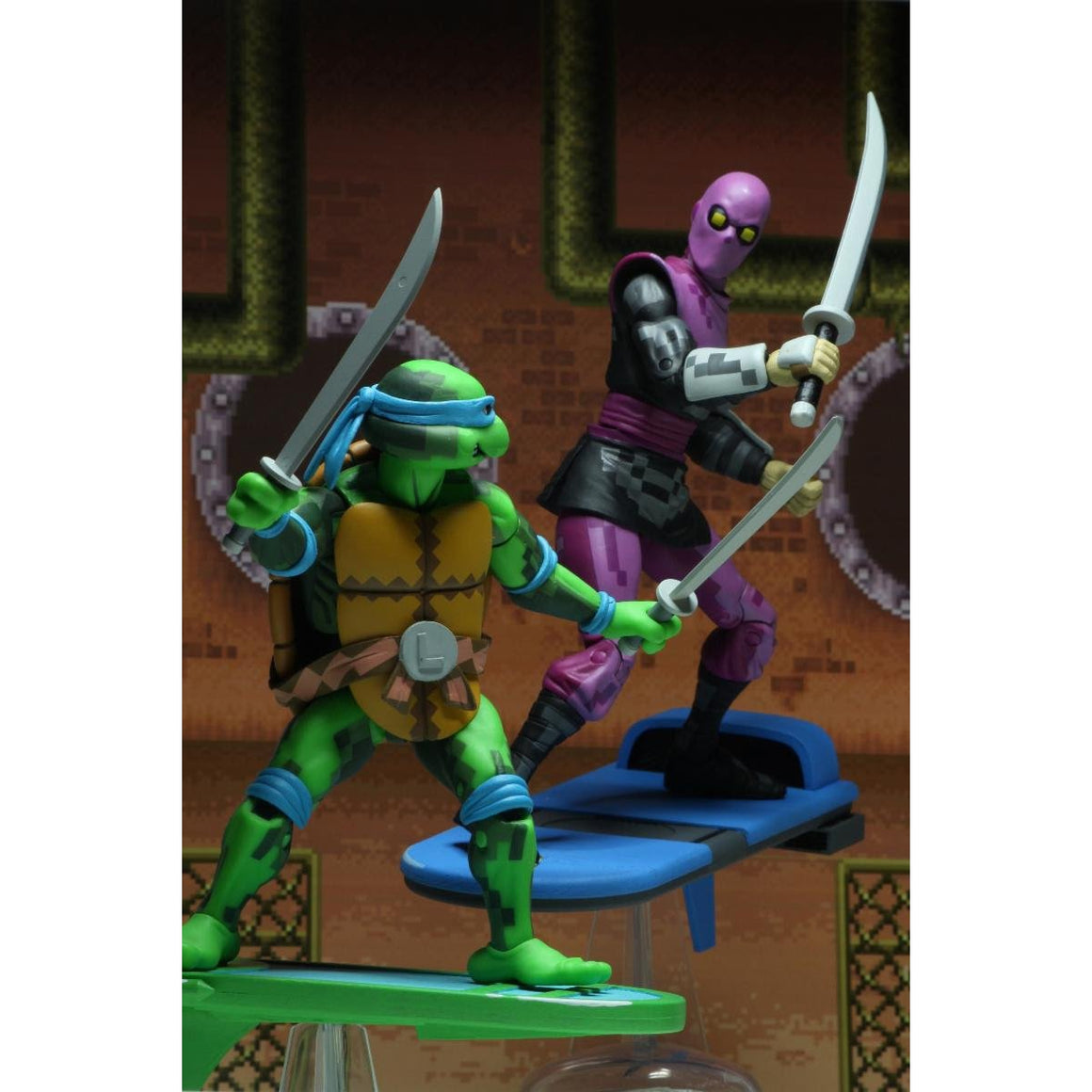 "TMNT: Turtles in Time - 7"" Scale Action Figures - Set of 4 - NOVEMBER 2019"