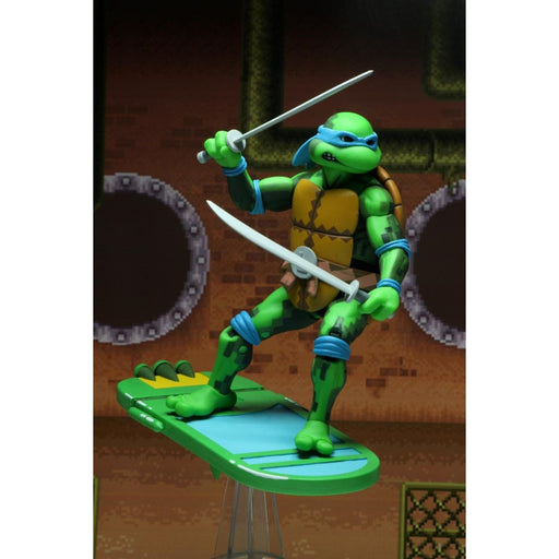 "TMNT: Turtles in Time - 7"" Scale Action Figures - Leonardo"