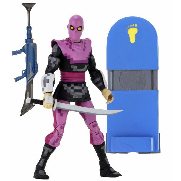 "TMNT: Turtles in Time - 7"" Scale Action Figures - Foot Soldier"
