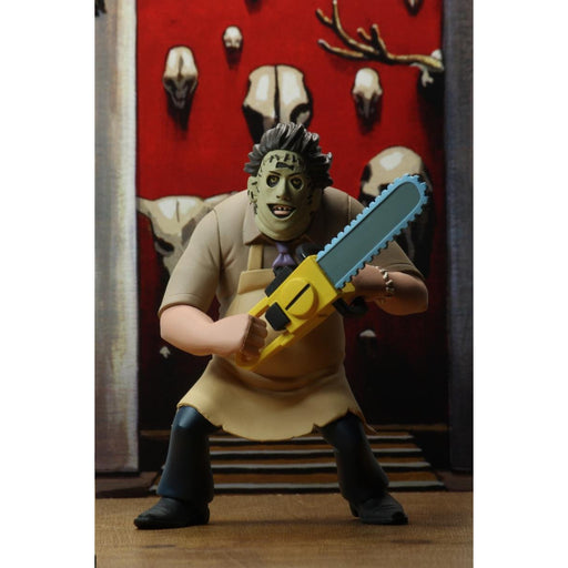 "Toony Terrors - 6"" Action Figures - Series 2 - Leatherface (Texas Chainsaw Massacre)"