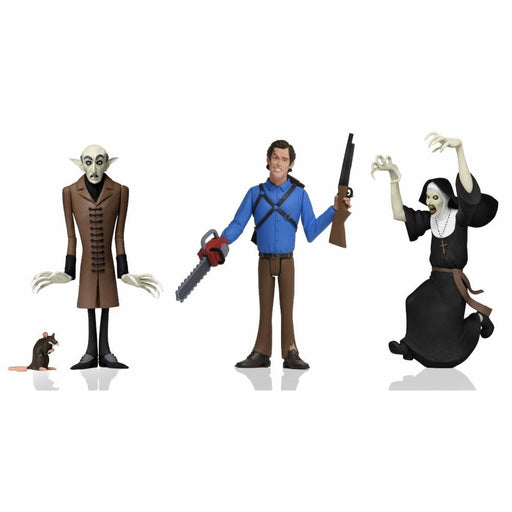 "Toony Terrors - 6"" Scale Action Figure - Series 3 - (Set of 3)"
