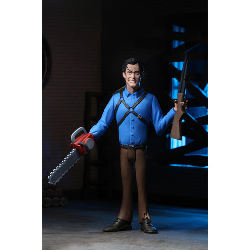 "Toony Terrors - 6"" Scale Action Figure Series 3 - Ash (Evil Dead 2) - MARCH 2020"